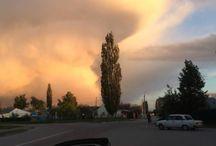 Аномальное облако 18 05 15 - Anomalous clouds