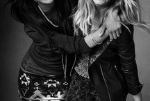 Candice Accola et Kat Graham