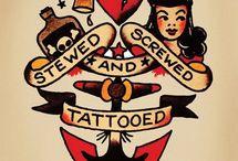 Tattoos! / by Maria Di Ienno