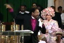 Bishop G. E. Patterson