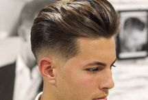 Hairstyles for men / Trendy Haircuts, Different Inspirational Haircuts, Inspirational Short Hairstyles, Best Undercut Hairstyles, Best Stylish Hipster Haircuts