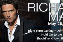 RICHARD MARX / Smash-hit artist Richard Marx is the only male artist to have his first seven singles reach the Top 5 on the Billboard charts. With a string of hits that includes Hold on to the Nights, Satisfied, Right Here Waiting, and the Grammy nominated Don't Mean Nothing, this intimate evening with Richard Marx will be unforgettable! At The Newton Theatre 5/20/2016.