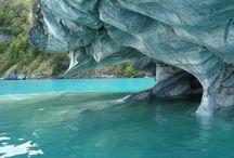 viajes Chile capillas de marmol