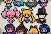 Perler - Sailor Moon
