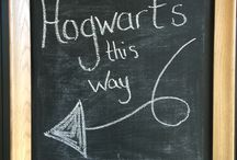 """""""Harry Potter"""" Themed Wedding / All things """"Harry Potter"""" for a wedding or any type of event."""