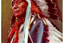 Cherokee Indians / My ancestry is Cherokee Indian