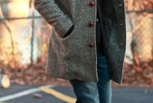 Верхняя одежда мужская