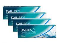 DAILIES AquaComfort Plus™ 30 Stück / DieDailies Aqua Comfort Plus von Ciba Vision sind Kontaktlinsen die in die Kategorie Eintageslinsen gehören. Diese Linsensind aus dem Nelficon A Material hergestellt und die Wassergehalt beträgt 69%. Durchmesser:14.0, BC/Radius: 8.7. Anzahl der Linsen in der Packung: 30 Stück Dailies Aqua Comfort Plus bieten Ihnen eine langanhaltende Feuchtigkeit bei ungünstigen.