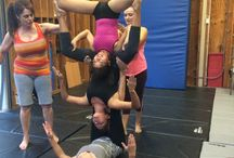 three acro