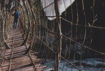 Roads and Bridges / by Barbara Rader