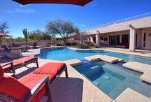 Lovely North Scottsdale Home / SOLD! Under contract in 13 days and sold for list price! | Wonderful home in North Scottsdale. 3 Bedrooms | 3 Bathrooms | 2,709 Square Feet | Pool/Spa | Firepit | View Deck |         Listed by Realty ONE Group