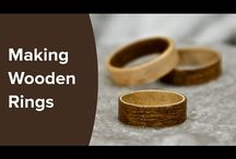 make wodden ring