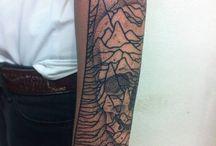 Dotwork / pattern, dotwork, tattoo