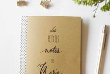Personalized gift, cadeau personnalisé, idées cadeaux / Idées cadeaux fait-main, handmade gift ideas