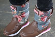 Kids Fall Winter Boots