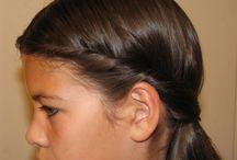 coiffures pour les filles
