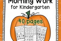 Kindergarten / by Sheri Honsaker