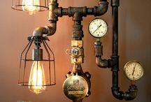 Lamps, lámpa