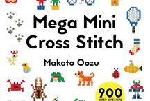 mini x stitch