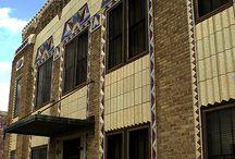 Goodland Art Deco buildings
