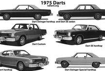 Dodge Dart Custom'74