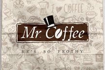Branding Identity - Mr Coffee