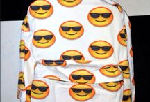 Emoji backpack <3 <3 <3