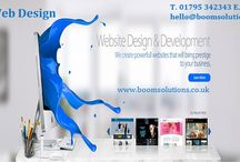 boomsolutions / Boom Solutions is an UK based agency, which is specialises in website design, development and SEO Search Engine Optimisation. for more info call @ 01795 342343.