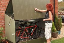 Bike storage & cleaning