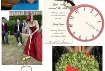 Alice and wonderland party ideas / by The Hearing Doctors