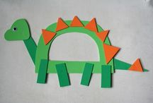 dinosaurs / Craft activities