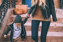 Mom & kid style