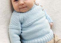 Sew, Knit & Crochet for little ones / Patterns for little ones / by Michelle Jørgensen