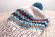 All you knit is love / hats