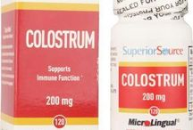 Colostrum MicroLingual® Superior Source Vitamins / Colostrum supports healthy inflammation cycles, healthy immune response, cognitive abilities, respiratory health, skin health, pain management and detoxification. Colostrum helps to normalize, regulate and main bodily functions throughout the lifespan.