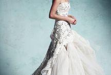 Statement Wedding Gowns - Inspiration