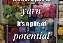 strikke ordtak