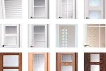 Puertas Lacadas / El mejor lacado para sus puertas. La utilización de materias primas de primera calidad junto con lacados de poliuretano aplicados con los más avanzados procesos de lacado garantizan su antiamarilleamiento y estabilidad en el tiempo.Garantía de por vida