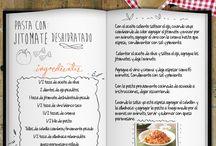 Las recetas de cuaresma / Deliciosas recetas para cuaresma!  ¿Quién gusta?