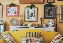 decoration: yellow