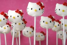 Cake Pops / by Kerry Foster