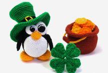 Saint Patricks Day Crochet