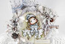My Magnolia Christmas Cards 2016