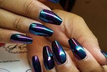 Nail beauty