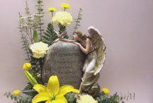 Pohřební floristika