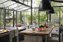 Kitchens / Kitchen interiors