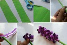 fiori  di panno lenci lina 1949