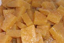 confitures / coulis / pate de fruits