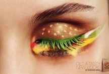 Outrageous Makeup Looks / Outrageous Makeup looks / by GlamazonsBlog