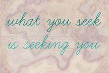 Rumi & Quotes